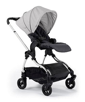 iCandy raspberry stroller - greenwich grey - moonrock chassis
