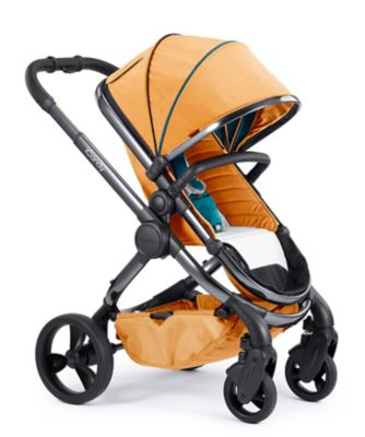 iCandy peach pushchair and carrycot combo - nectar phantom