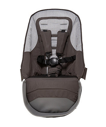 iCandy peach all-terrain second seat fabric - forest
