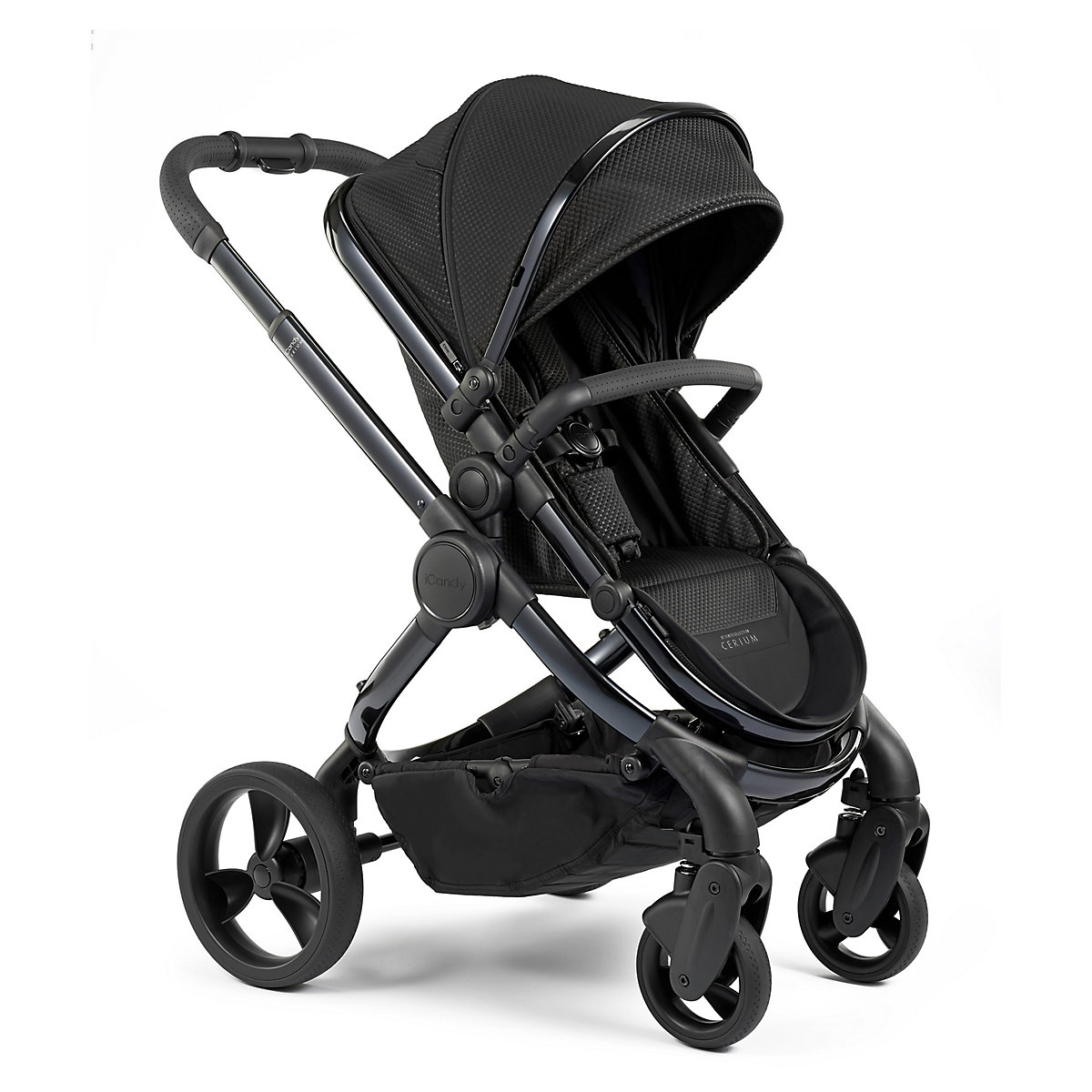 ICandy Peach Designer Collection Pushchair And Carrycot   Cerium