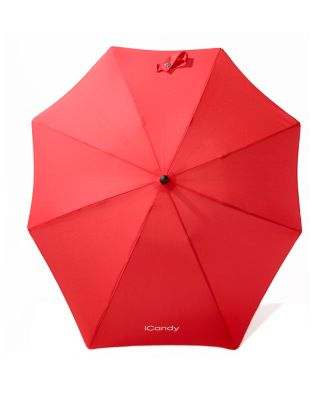 iCandy parasol - chilli red