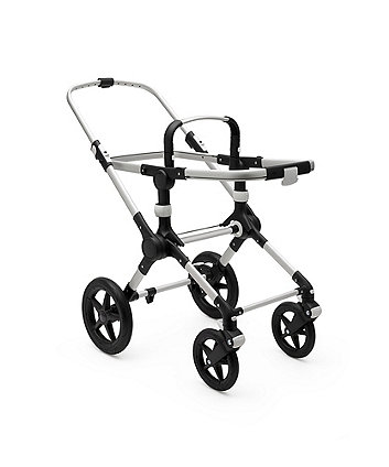 Bugaboo fox pushchair base+ - aluminium
