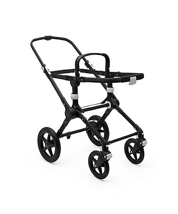 Bugaboo fox pushchair base+ - black