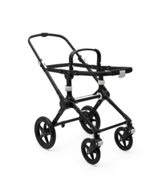 Bugaboo fox pushchair base+ - black