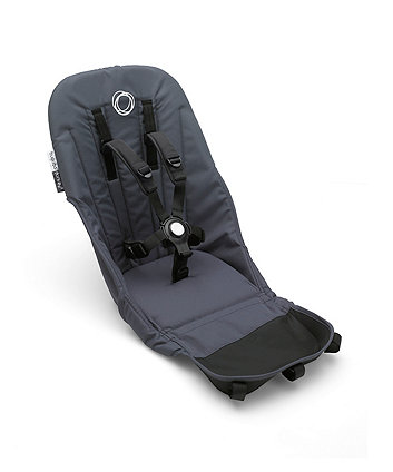Bugaboo donkey2 seat fabrics - steel blue