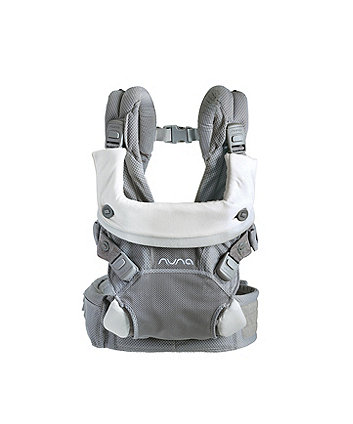 Nuna cudl four position carrier - frost
