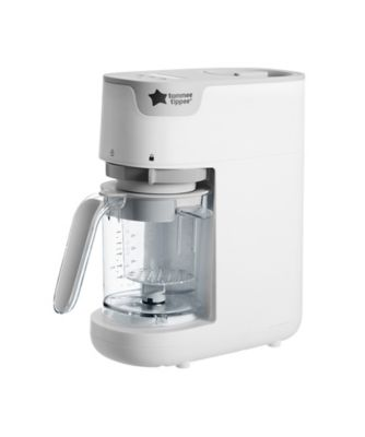 Tommee Tippee quick-cook baby food steamer blender