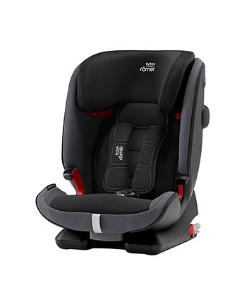 Britax  Römer advansafix iv r car seat - black ash *exclusive to mothercare*