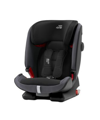 Britax  Römer advansafix iv r car seat - black ash