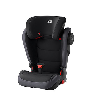 Britax Römer kidfix iii m car seat - black ash *exclusive to mothercare*