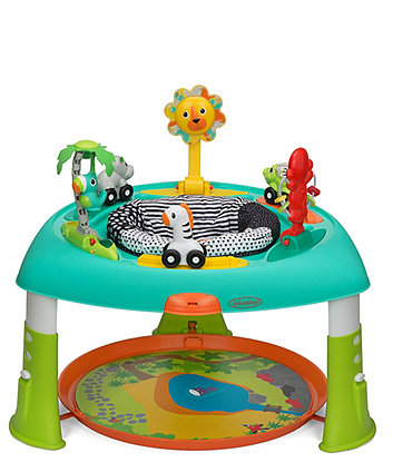 Infantino sit, spin and stand entertainer activity table