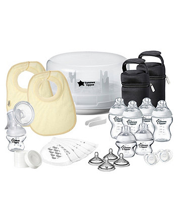 Tommee Tippee closer to nature microwave steriliser set