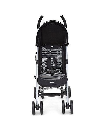 Joie nitro stroller - skewed lines black