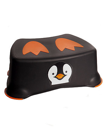 my little step stool - penguin *exclusive to mothercare*
