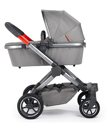 iCandy for Land Rover peach all terrain pushchair and carrycot