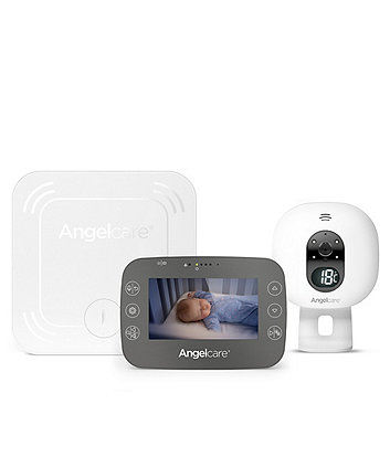 Angelcare AC337 baby movement monitor with video *exclusive to mothercare*