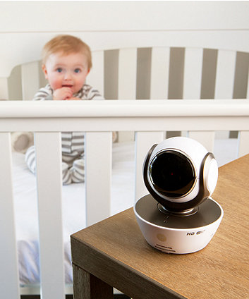 Motorola MBP853 connect wi fi hd video baby monitor