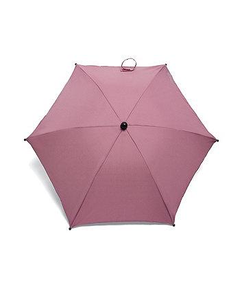 Mamas & Papas essential parasol - rose pink
