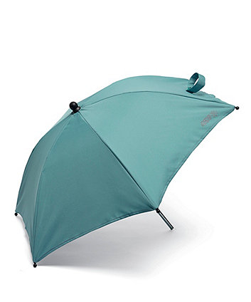Mamas & Papas essential parasol - duck egg blue