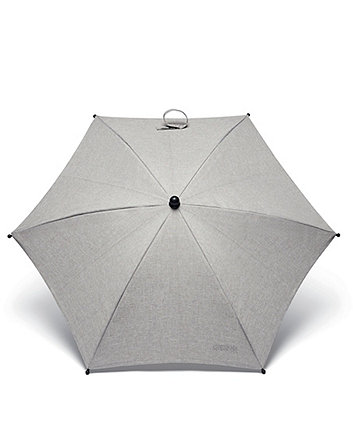 Mamas & Papas essentials parasol - grey marl