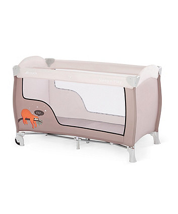 Hauck sleep n play go travel cot - lazy
