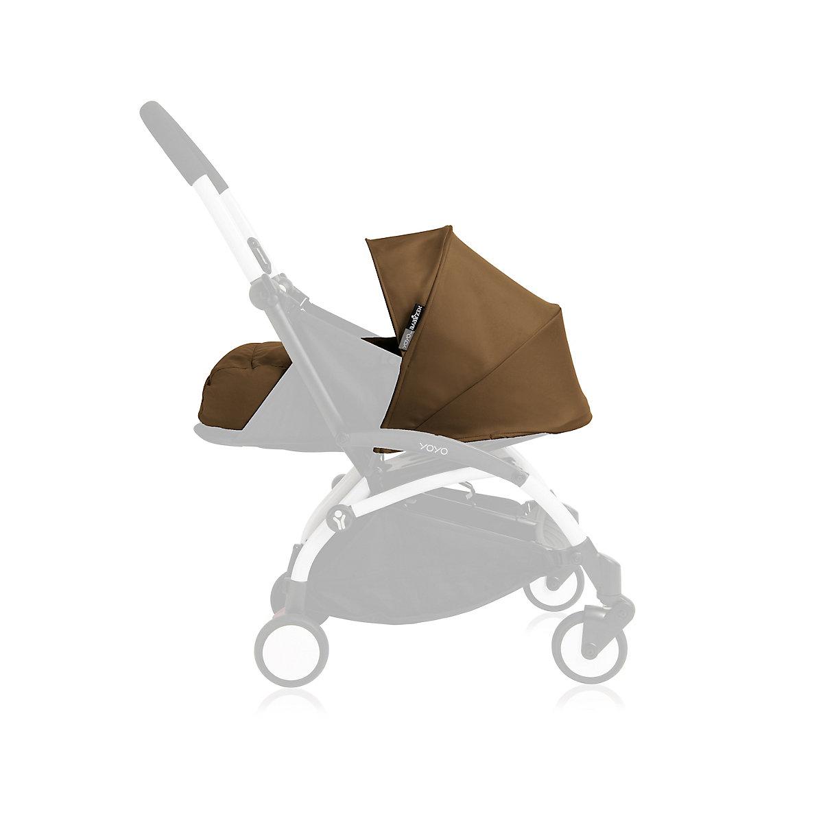 Babyzen YOYO+ newborn pack - toffee