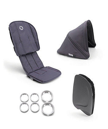 Bugaboo ant style set - steel blue