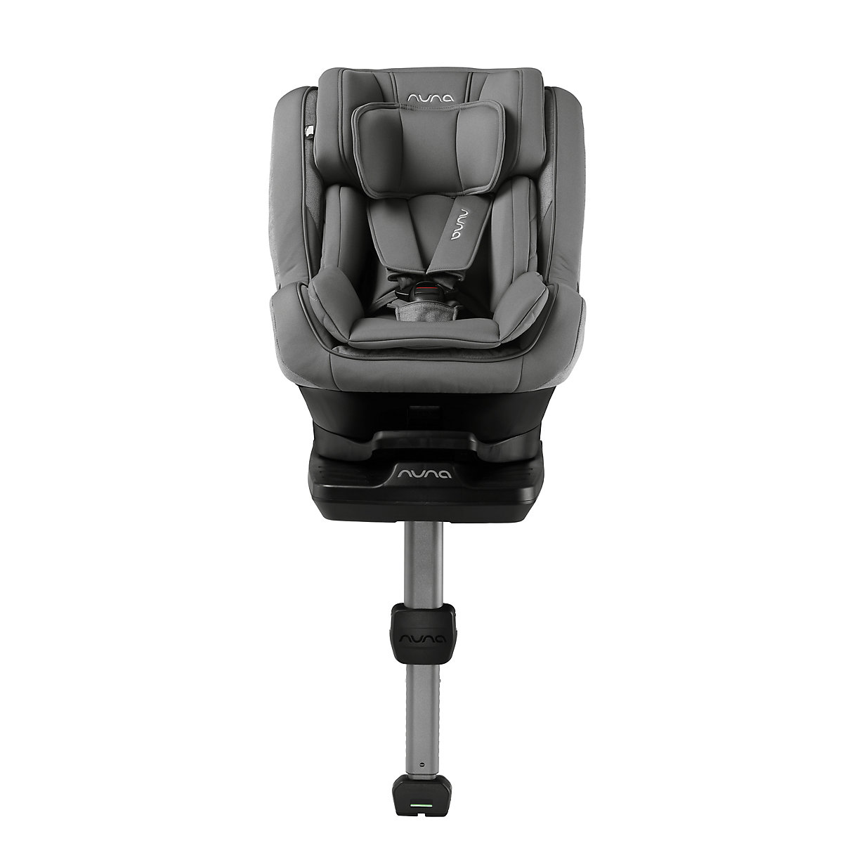 Nuna Rebl Plus i-Size Car Seat – Threaded Grey