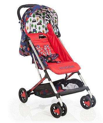 Cosatto woosh stroller - britpop