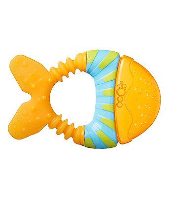 Tommee Tippee teethe 'n' cool fish teether