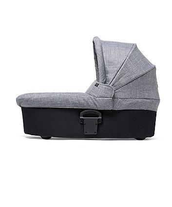 Mamas & Papas  sola2 carrycot  - grey marl