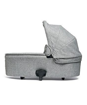 Mamas & Papas  flip xt3 carrycot  - skyline grey