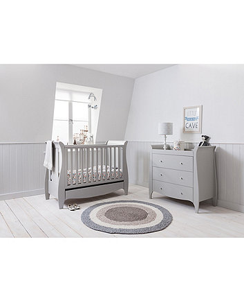 roma space saver 2 piece room set  - linen