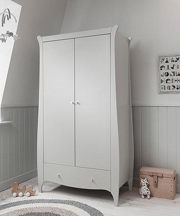 roma wardrobe - linen