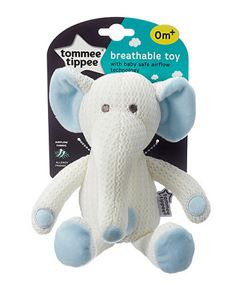Tommee Tippee breathable toy - eddy the elephant