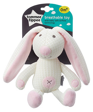 Tommee Tippee breathable toy - betty the bunny
