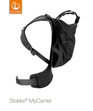 Stokke® MyCarrier™ Front and Back Carrier Black