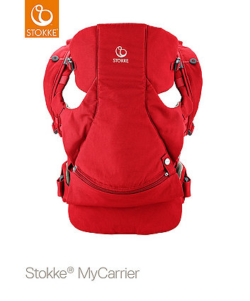 Stokke® MyCarrier™ Front and Back Carrier Red