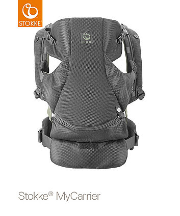 Stokke® MyCarrier™ Front and Back Carrier Green Mesh