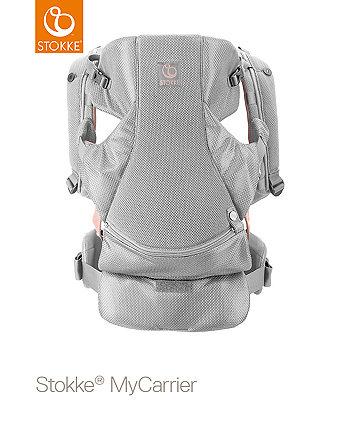 Stokke® MyCarrier™ Front Carrier Pink Mesh