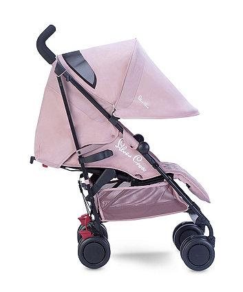 Silver Cross pop stroller - blush