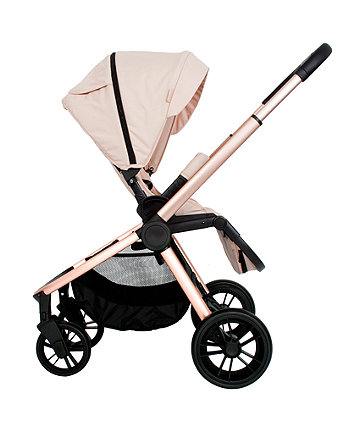 My Babiie MB400 rose gold blush travel system *exclusive to mothercare*