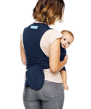 Moby fit baby carriers- midnight