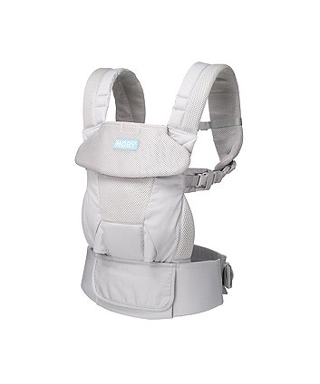 Moby move baby carriers - glacier grey