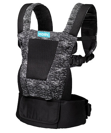 Moby move baby carriers- twilight black