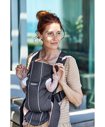 BabyBjörn baby carrier mini 3d mesh -  anthracite