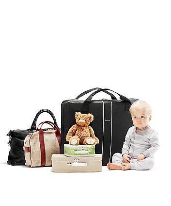 BabyBjörn travel cot light, black
