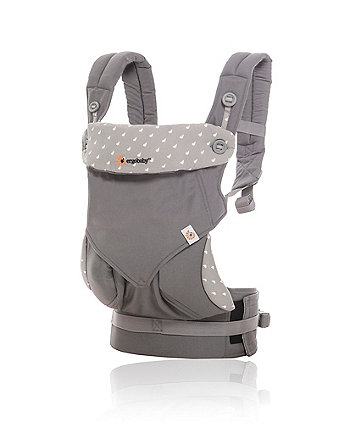 Ergobaby 360 dewy grey carrier