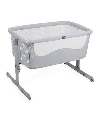 Chicco Next2Me side sleeping crib - elegance