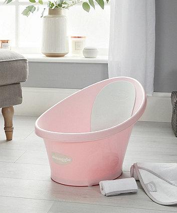 Shnuggle baby bath - rose